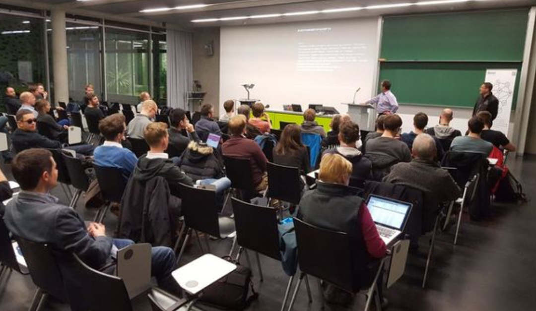 Blockchain-Meetup Saxony