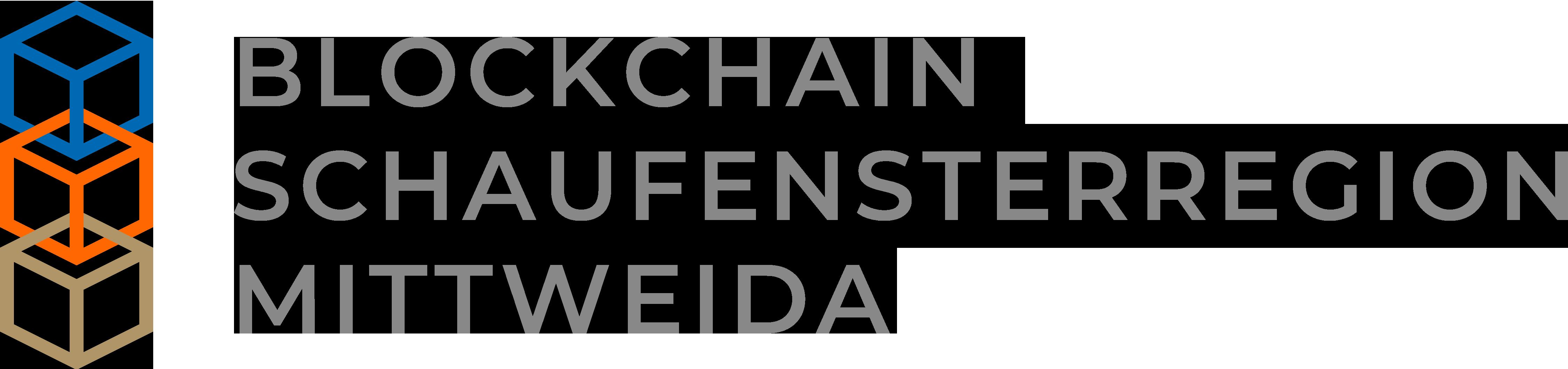 Blockchain-Schaufensterregion Mittweida