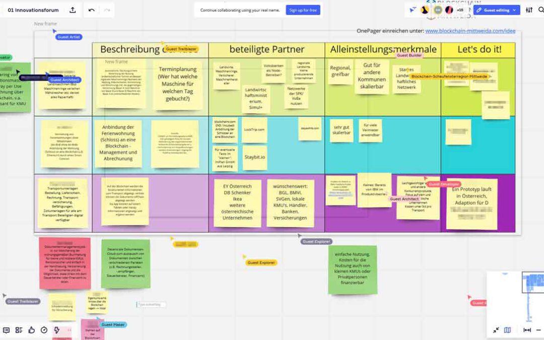 Pressebild Innovationsforum