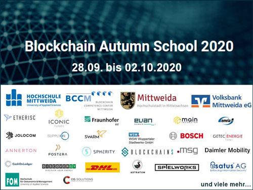 Zur BAS 2020 traf sich die Blockchain-Community – in diesem Jahr virtuell