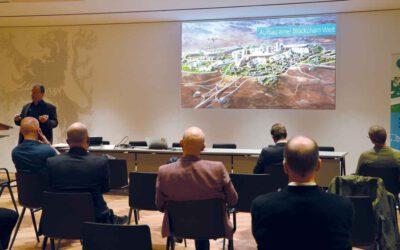 Innovative Blockchain-Mobilitätskonzepte aus Sachsen
