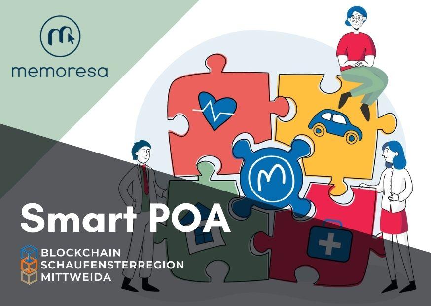 Projekt Smart POA in vollem Gange